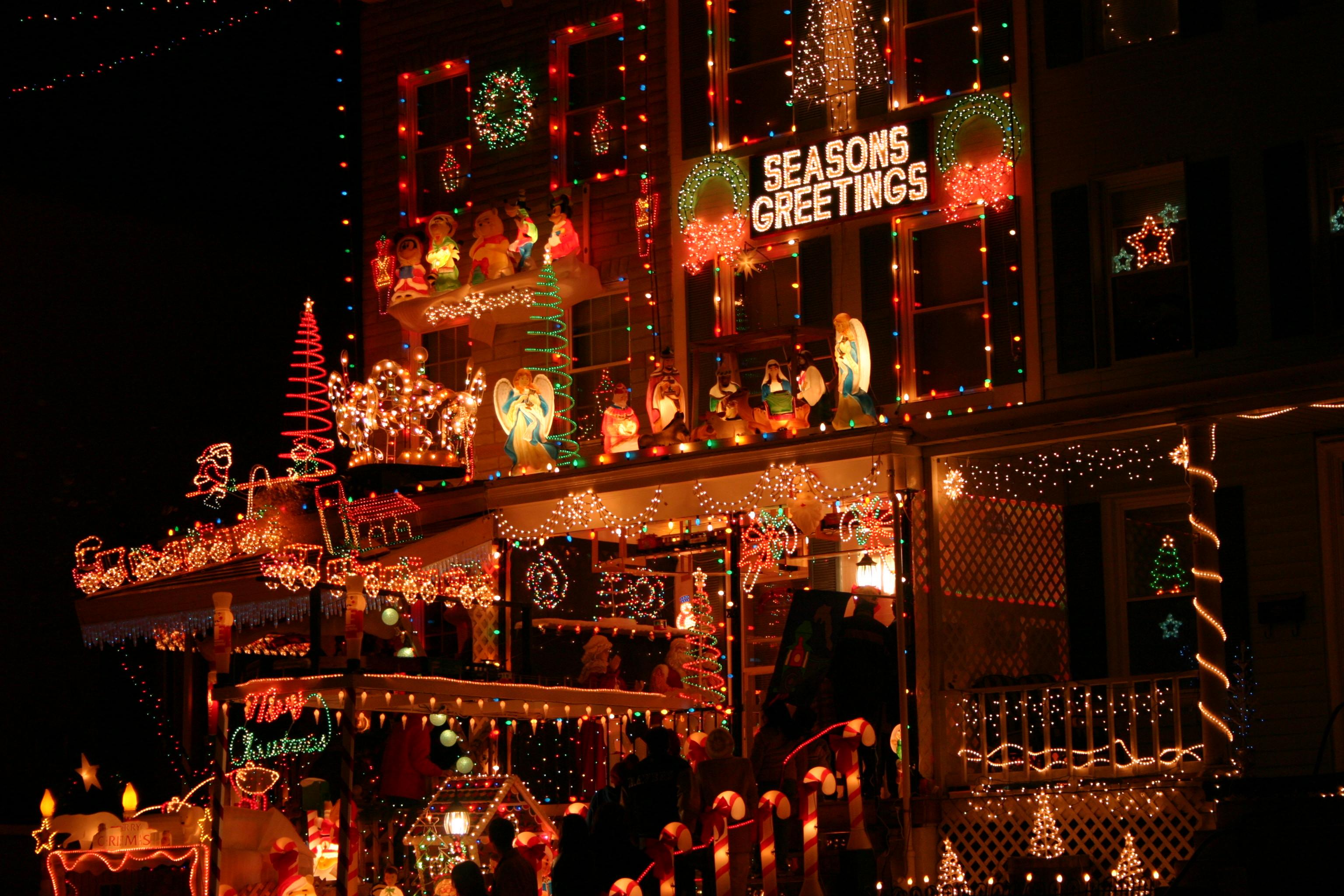 url of photo httpbaltophotoorguploadshampden christmas lights 34th street 5473 bpxhdx5phjpg - Baltimore 34th Street Christmas Lights